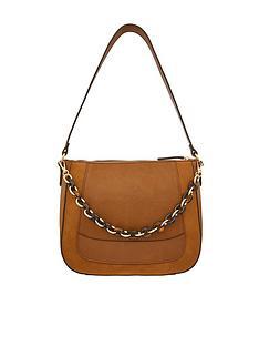 accessorize-chain-hobo-bag-tan