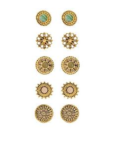 accessorize-x5nbspwild-country-stud-set