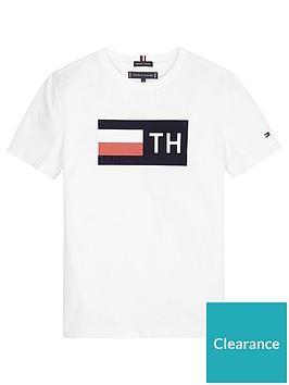 tommy-hilfiger-boys-flock-flag-short-sleeve-t-shirt-white