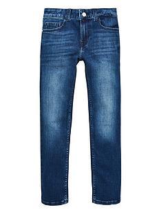 calvin-klein-jeans-boys-essential-slim-jeans-blue