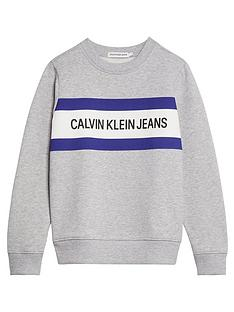 calvin-klein-jeans-boys-box-logo-crew-sweat-light-grey