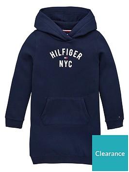tommy-hilfiger-girls-hooded-sweat-dress-navy