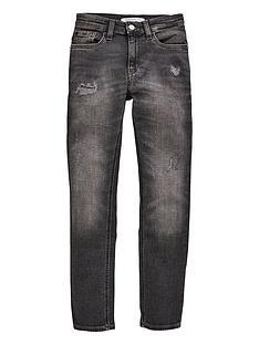 calvin-klein-jeans-boys-slim-jeans-grey