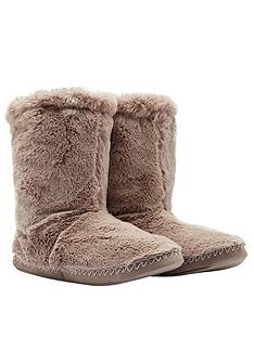 joules-joules-homestead-luxe-faux-fur-slippersock