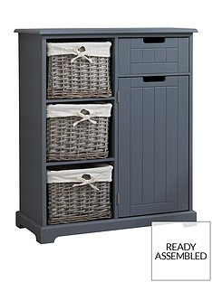 lloyd-pascal-burford-ready-assembled-painted-side-by-side-bathroom-storage-unit-grey