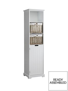 lloyd-pascal-burford-ready-assembled-painted-tall-bathroom-unit-white