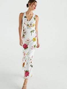 warehouse-warehouse-flora-floral-back-detail-maxi-dress