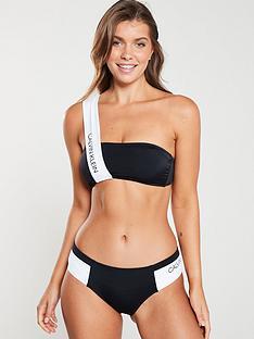 calvin-klein-bandeau-one-shoulder-bikini-top-black