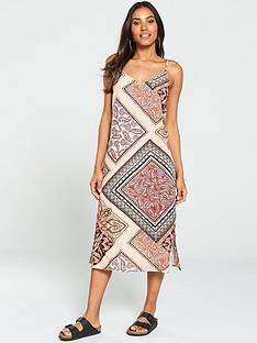 warehouse-paisley-cami-midi-dress-multi