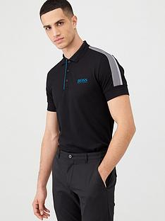 boss-golf-paddy-pro-2-polo-shirt-black