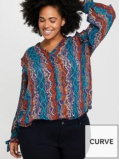 monsoon-curve-nagini-print-blouse