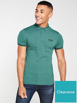 barbour-international-essential-tipped-polo-shirt-green