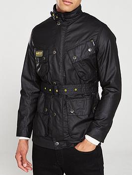 barbour-international-slim-wax-jacket-black
