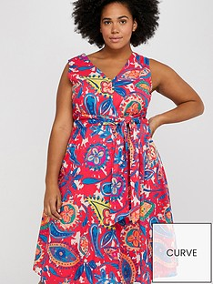 monsoon-curve-monsoon-curve-nelly-print-tie-front-dress