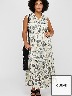 monsoon-curve-monsoon-curve-andrina-shell-print-maxi-dress