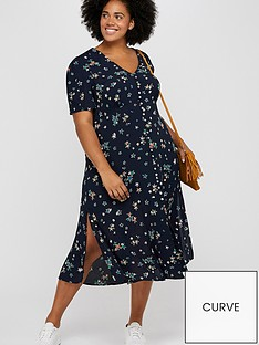 monsoon-curve-neka-print-tea-dress