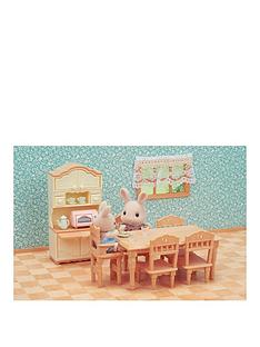 sylvanian-families-dining-room-set-kitchen-play-twin-pack