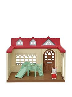 sylvanian-families-sweet-raspberry-home