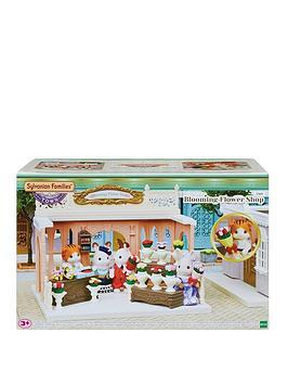 sylvanian-families-blooming-flower-shop