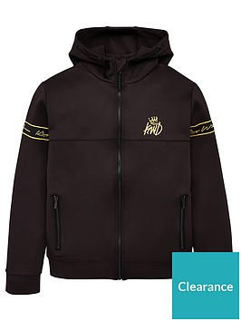 kings-will-dream-boys-glawton-zip-through-hoodie-black