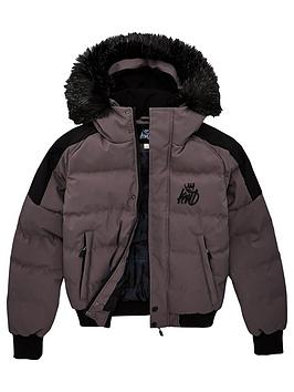 kings-will-dream-boys-branton-padded-jacket-charcoal