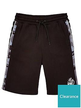 kings-will-dream-boys-telford-jog-shorts-black