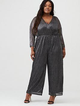 v-by-very-curve-lurex-wide-leg-jumpsuit-silver