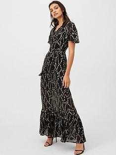 v-by-very-metallic-spot-maxi-dress-spot