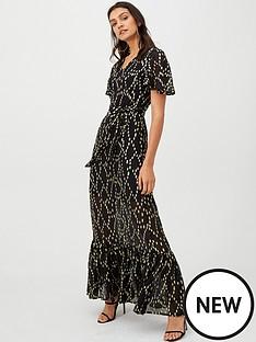 v-by-very-metallic-spot-maxi-dress-spot