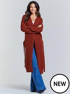 michelle-keegan-longline-oversized-cardigan-spice