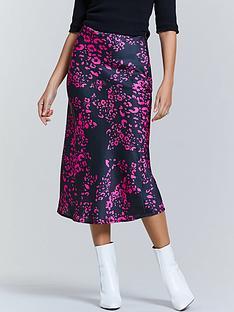 michelle-keegan-satin-bias-cut-printed-midi-skirt-pink-leopard