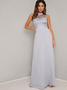 chi-chi-london-eula-high-neck-maxi-dress-blue