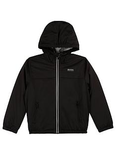 boss-boys-logo-back-hooded-windbreaker-jacket-black