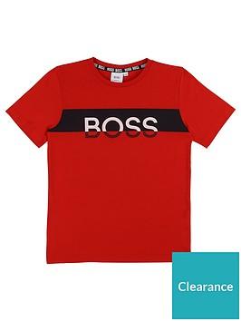 boss-boys-short-sleeve-logo-t-shirt-red