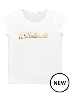 billieblush-girls-short-sleeve-metallic-logo-t-shirt-ivory