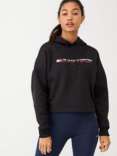 tommy-hilfiger-sport-cropped-fleece-hoodie-blacknbsp