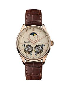 ingersoll-1892-the-chord-rose-gold-moon-phase-skeleton-eye-automatic-dial-brown-leather-strap-mens-watch