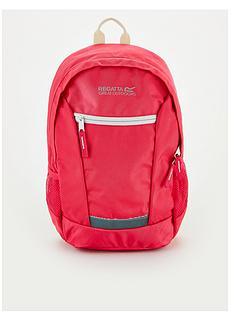 regatta-kids-jaxon-iii-10-litre-daypack-pink