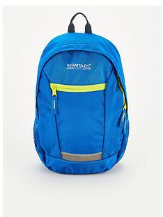 regatta-kids-jaxon-iii-10-litre-daypack-blue