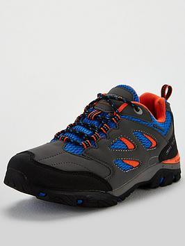 regatta-childrens-holcombe-iep-low-walking-boots-greyorange