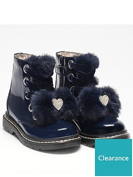 lelli-kelly-fior-di-neve-faux-fur-bow-ankle-boots-navy-patent