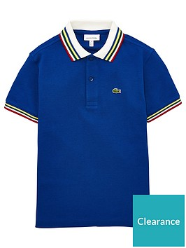 lacoste-boys-short-sleeve-tipped-collar-pique-polo-shirt-blue