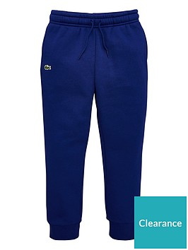 lacoste-sports-boys-classic-cuffed-joggers-navy