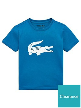 lacoste-sports-boys-short-sleeve-croc-t-shirt-blue
