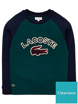 lacoste-boys-big-croc-crew-neck-sweat-green