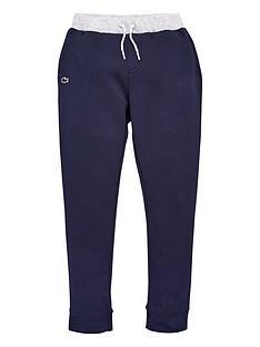 lacoste-boys-contrast-waistband-joggers-navy