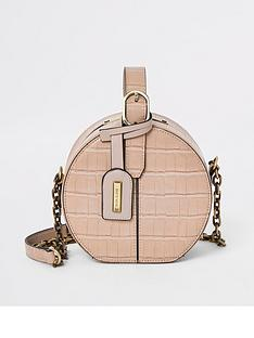 river-island-river-island-croc-circle-cross-body-bag-pink
