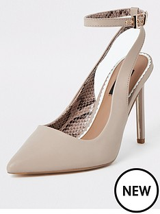 river-island-river-island-wide-fit-ankle-strap-court-shoe-light-pink