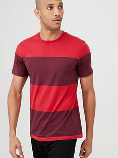 v-by-very-block-stripe-t-shirt-red