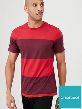 v-by-very-block-stripe-t-shirt-red